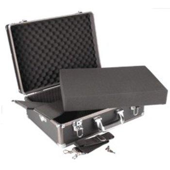 Walimex Photo Suitcase Basic M, black/brown