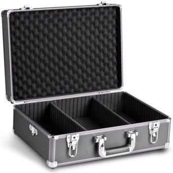 Walimex Camera Koffer Basis M, Zwart / Metallic