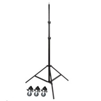 Walimex pro Light Stand FW-806 AIR + Wheels Pro