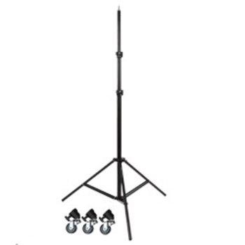 Walimex pro Studio Lampstatief Air FW-806 met losse wieltjes