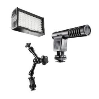 Walimex pro Video Equipment Set Intermdiate
