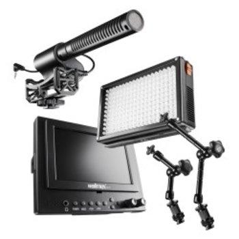 Walimex pro Video Equipment Set Semi-Pro