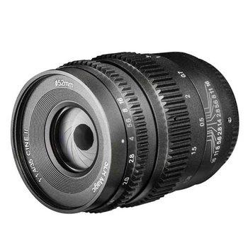 SLR Magic SLR Magic CINE II 35/1,4 Lens for Fuji X-Mount