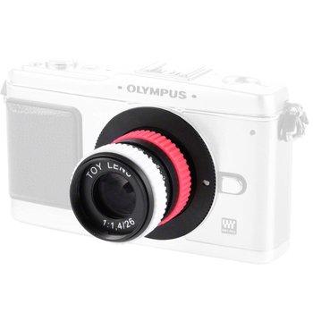 SLR Magic Objectief SL Toy Lens R 26 mm f/1.4 Olympus 4/3