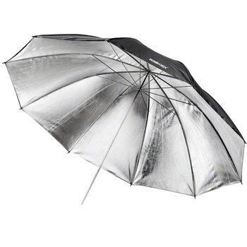 Walimex pro Reflex Umbrella black/silver 2 lay., 150cm