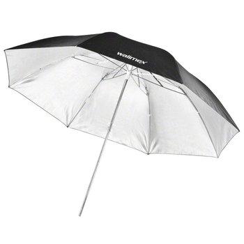 Walimex pro Mini Reflex Umbrella blk/silver, 91cm