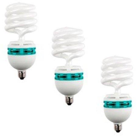 Walimex Daylight Spiral Lamp 125W, 3 pcs.