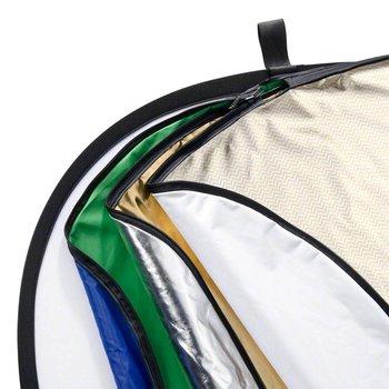 Walimex 7in1 Foldable Reflector Set, 91x122cm