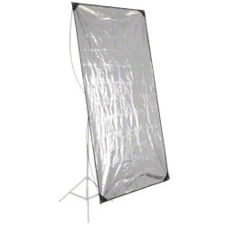 Walimex Reflector Panel silver/gold, 140x210cm