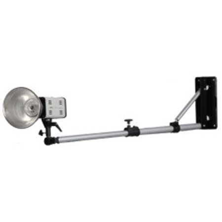Walimex Wall Lamp Support, 70-120cm