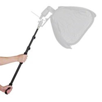 Walimex TELESC.Extension Arm with Handle 63-163cm
