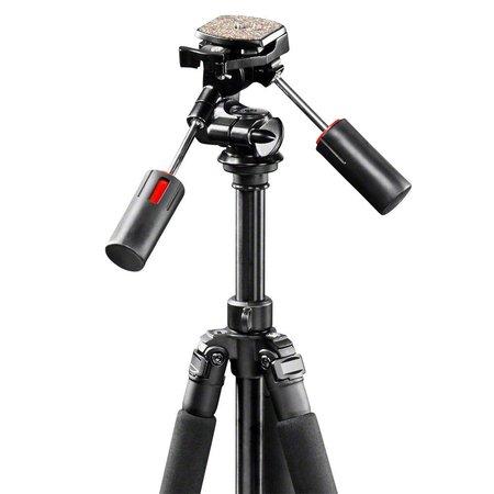 Walimex 3D-Panhead Pro Magnesium FT-018H