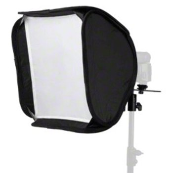 Walimex Softbox Magic voor Compact Flitsers, 40x40cm