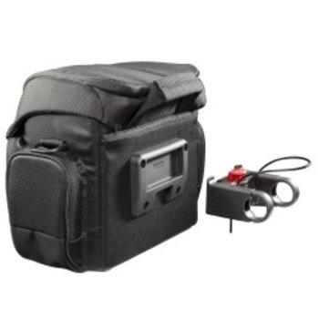 mantona Fiets Cameratas Premium Set Incl. Adapter