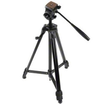 Walimex TripodSemi-Pro FW-3950 + Panhead, 155cm