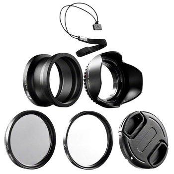 Kiwifoto foto LX5K Lens Accessoires 52mm Panasonic