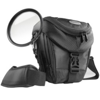 mantona Premium Colt Camera Bag UV Filter 58mm