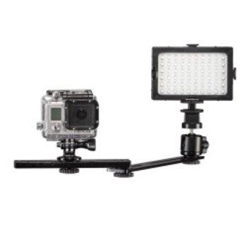 mantona Basis Licht Set voor GoPro