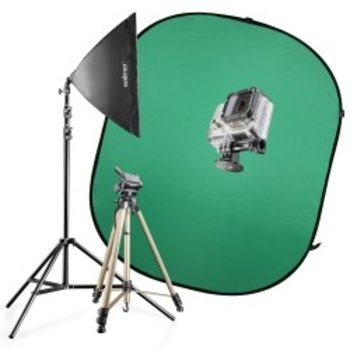 mantona Set Studio II voor GoPro