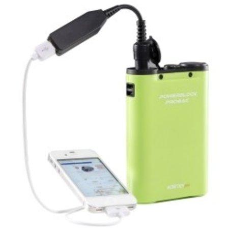 mantona GoPro Mobile Battery Power Set I