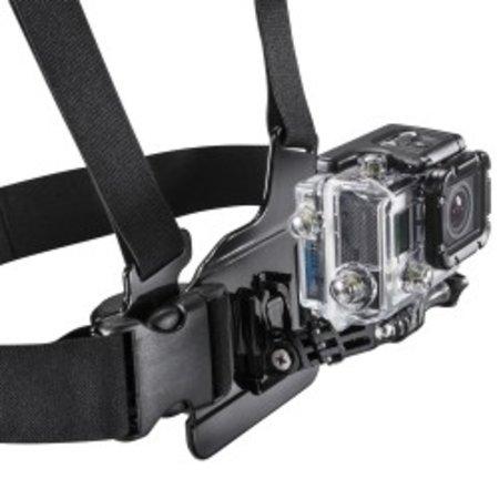 "mantona chest strap for GoPro ""steady"""