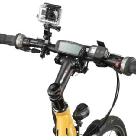 mantona bicycle mounting incl. angle piece