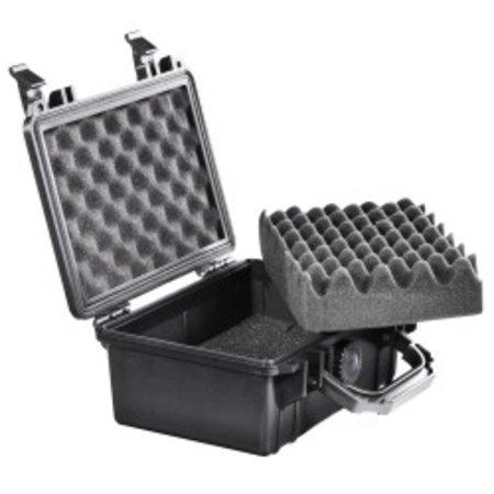 mantona suitcase S storage Set I for GoPro