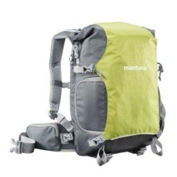 mantona Camera rugzak Elements Pro 30 groen
