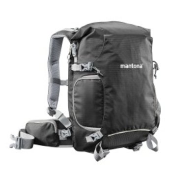 mantona Camera Backpack ElementsPro 30 black