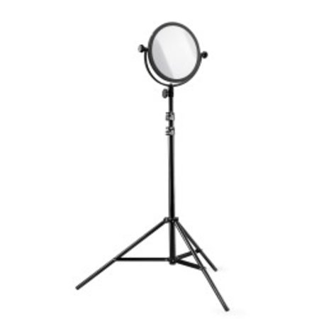 Walimex pro LED Round 300 Set with lamp stand