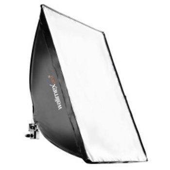 Walimex pro Daylight 250 with Softbox, 40x60cm