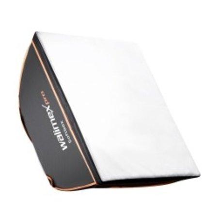 Walimex pro Set 2 Daylight 250S+softbox+tripod