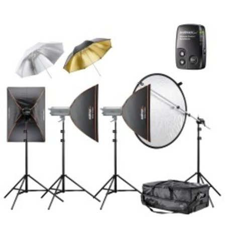 Walimex pro Studio Lighting Kit VC Excellence Classic 3.3.5