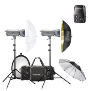 Walimex pro Studio Lighting Kit VC Excellence Start 3.3