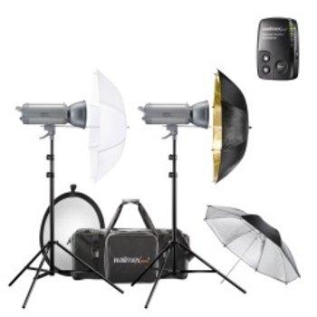 Walimex pro Studio Lighting Kit VC Excellence Start 5.4