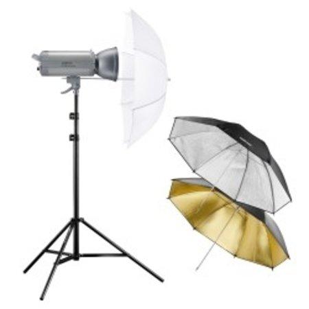 Walimex pro Studio Lighting Kit VC Excellence Start 1000 L