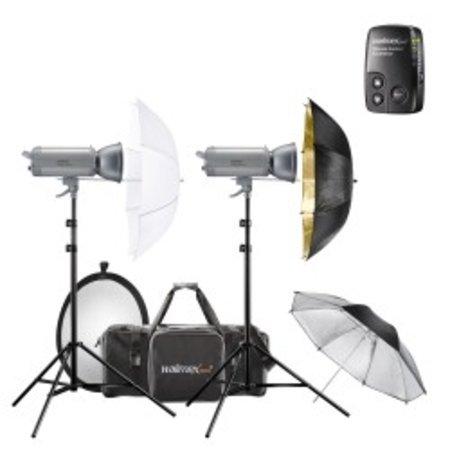 Walimex pro Studio Lighting Kit VC Excellence Start 4.4