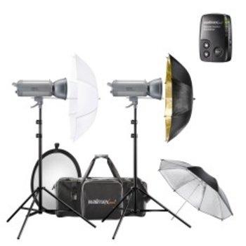Walimex pro Studio Lighting Kit VC Excellence Start 6.5