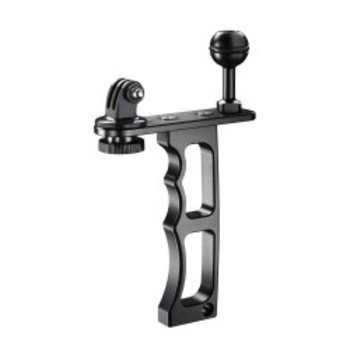 Walimex pro LED Scuuba 860 handle for GoPro
