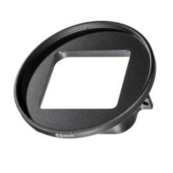 mantona GoPro filter adapter for 52mm
