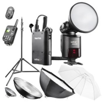 Walimex pro Portable Studio Light Shooter 360 Set