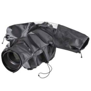 Kipon Rain Protection Cover TELE for SLR Cameras black