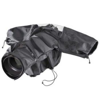 Kipon Regenhoes voor SLR Camertas Zwart