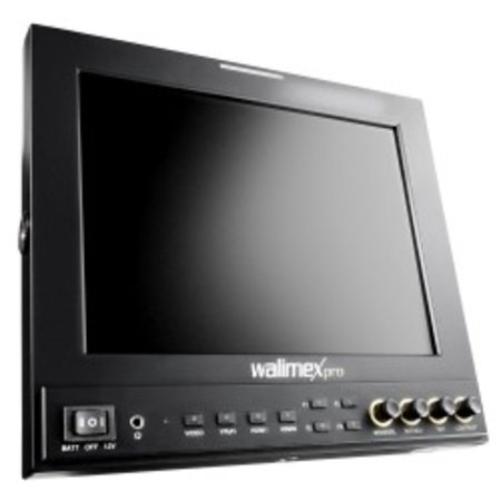 Walimex pro LCD Monitor 24.6 cm Video DSLR