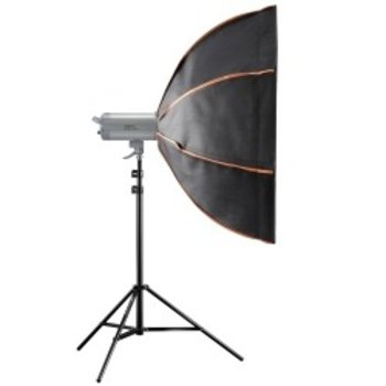 Walimex pro Studio Lighting Kit VC Excellence Advance 1000L