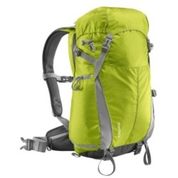 mantona Backpack Elements Outdoor, lime