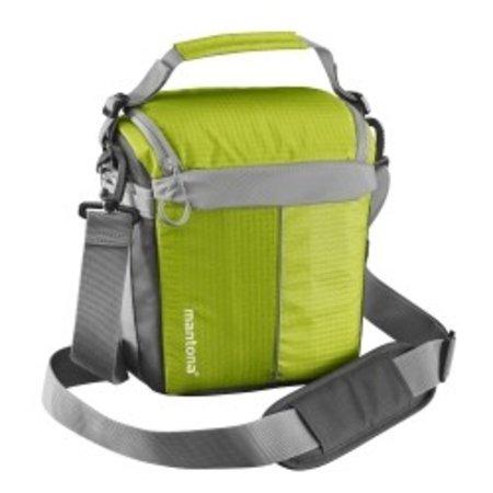 mantona Backpack Elements Outdoor, lime