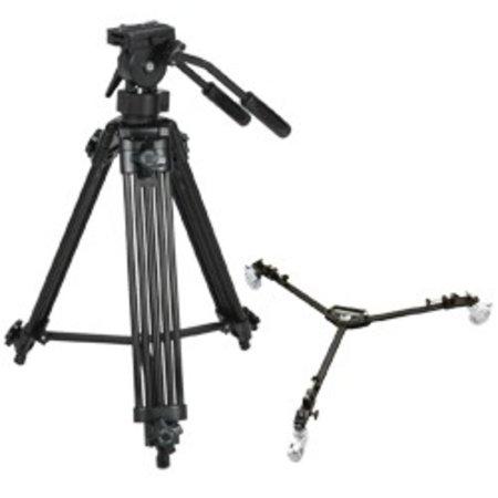 Walimex Video-Tripod Professional EI-9901 + WT-600
