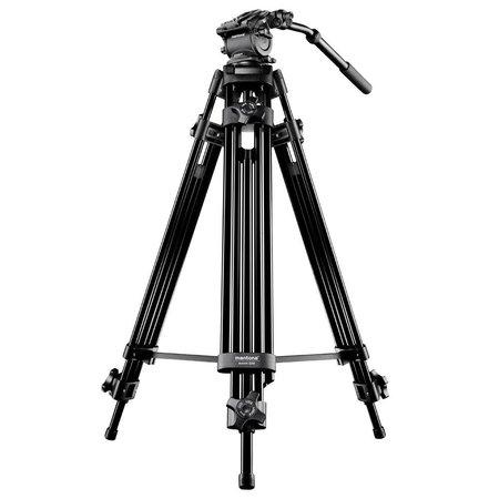 mantona Video Tripod Dolomit 1200, 158cm