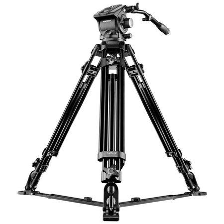 mantona Video Tripod Dolomit 5000, 170cm